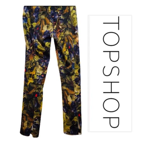 Topshop Pants - TOPSHOP-colorful skinny pants.